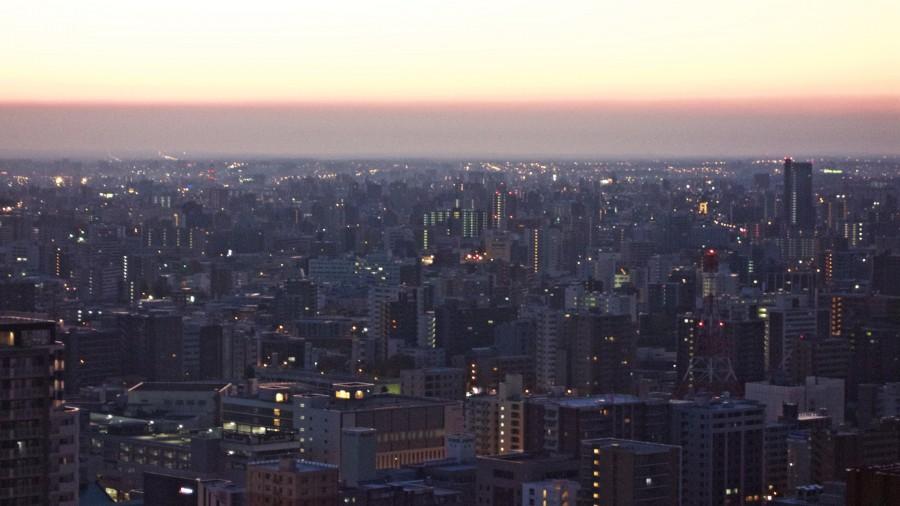 Urbanes Stadtgebiet