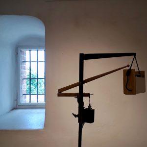 Ele Meta Phone im Bergfried