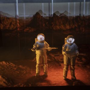 Mission Mars Staatstheater Oldenburg